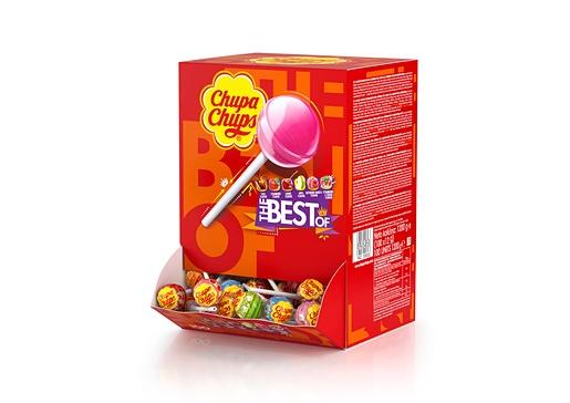 Chupa Chups 12g Original lollipop assorment