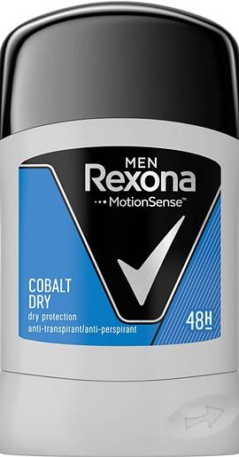 REXONA 50ML COBALT STICK