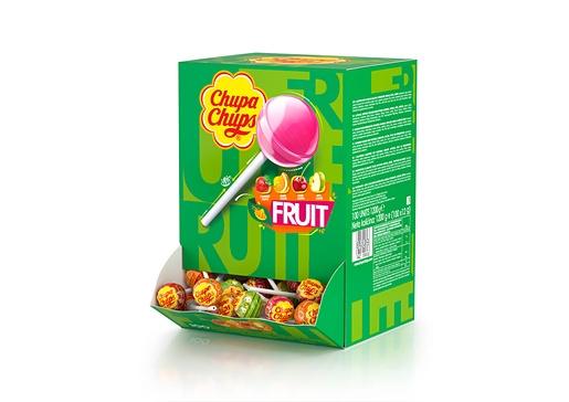 Chupa Chups 12g Fruit lollipop
