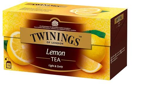 Twinings 25x2g Lemon tea