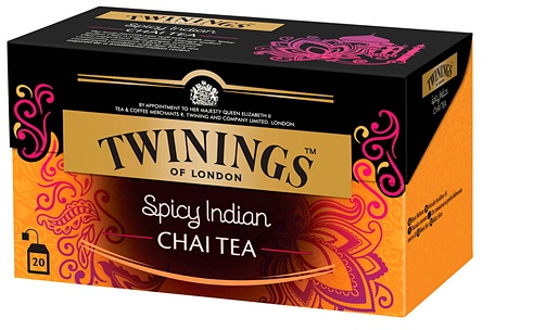 Twinings 20x2g Spicy Indian Chai