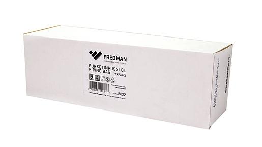Fredman Piping Bag 6l 72pcs/roll