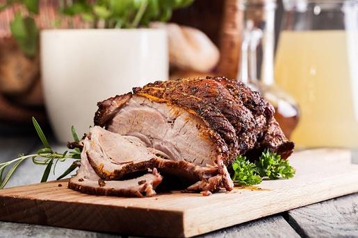 Topfoods Karitsa luuton paisti n1,95kg Halal, pakaste NZ
