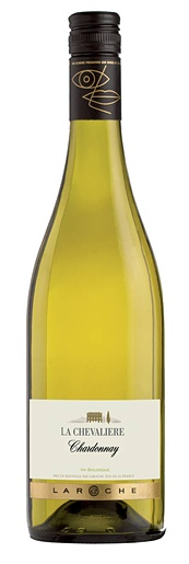 Laroche La Chevaliere Chardonnay Bio 12,5% 0,75l valkoviini