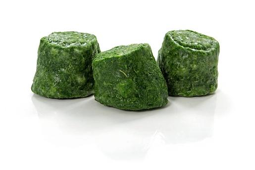 Westfro Hienonnettu pinaatti annospala 2,5kg pakaste