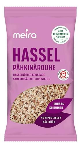 Meira Hazelnut kernel diced 650g pouch