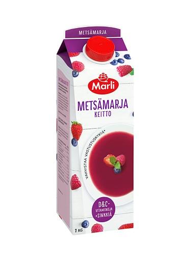 Marli forest berries soup +D&C vitamins, zinc 1kg