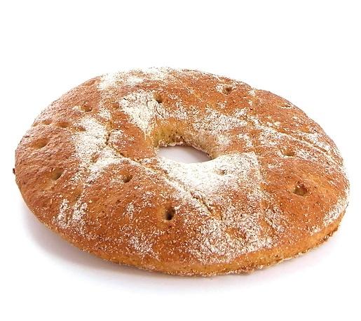 12x Myllyn Paras Wheat bread with oat 380 g baked frozen
