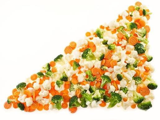 IceCool Keizer-mix, grönsaksblandning 2,5kg
