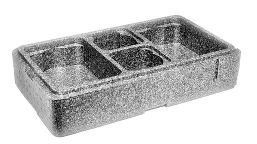 Comple® välielementti EPP 5 500x284x105mm 6 kpl
