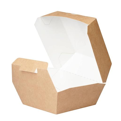 Fredman Paperboard hamburgerbox 125x135x85mm 500pcs