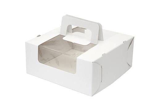 Fredman ikkunallinen kakkulaatikko 30x12x30cm+pohja 25kpl