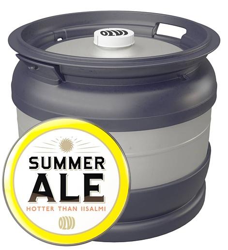 OLVI Summer ALE 5,0% 30 l keg