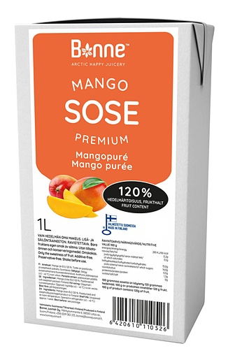 Bonne Premium Mangosose 1L