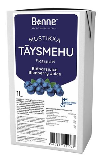 Bonne Blueberry juice 1L