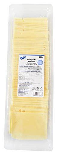 Metro Gouda juustoviipale 26% 800g laktoositon