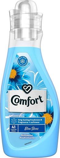 Comfort 750ml Blue fabric softener