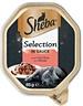 Sheba Selection Härkää kastikkeessa 85g