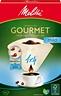 Melitta 1x4/80 Gourmet Mild suodatinpaperi