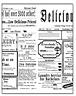 Huhtamaki Deli News käärepaperi 1000x250x320mm