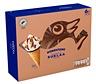 Pingviini 6x67g Suklaa jäätelötuutti monipakkaus