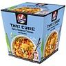 320g Kitchen Joy Thai-Cube Spicy Sesame -kanaa ja nuudeleita pakasteateria