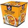 350g Kitchen Joy Thai-Cube Panang curry -kanaa ja jasmiiniriisiä, pakasteateria